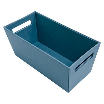 45 best images about for sunny on pinterest storage bins for Teal bathroom bin