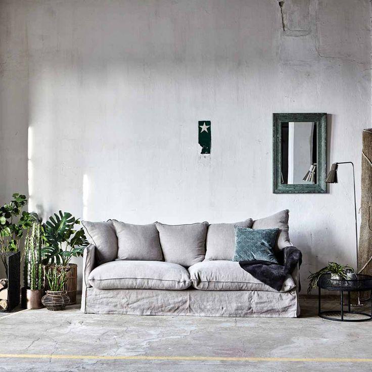 Die besten 25+ Graue sofas Ideen auf Pinterest Graue wände - wohnzimmer grau petrol