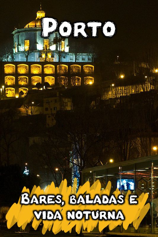 Quais são os melhores restaurantes, bares e baladas do Porto em Portugal? O que fazer à noite no Porto? Como é a vida noturna no Porto? Penso que curtir as opções noturnas de cada destino faz a viagem ficar ainda melhor. Viajar para o Porto, em Portugal, proporciona qualidade de vida, pois as opções de lazer são muitas.