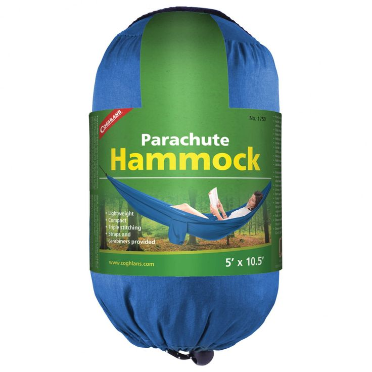 £23 for travelling !!   Coghlans - Hängematte Parachute - Hammock | Buy online | Alpinetrek.co.uk