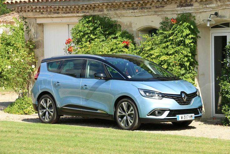 Essai Comparatif Renault Grand Scenic 4 vs. Volkswagen Touran