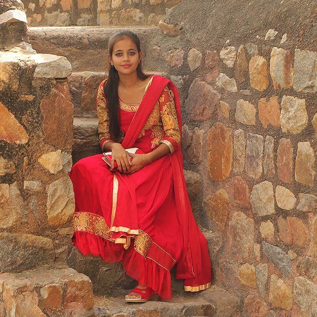 Повседневная одежда местных красавиц  #sunwhell #hellosunwhell #India #NewDelhi # НьюДели #Индия   http://instagram.com/p/_L06h4qgOI/