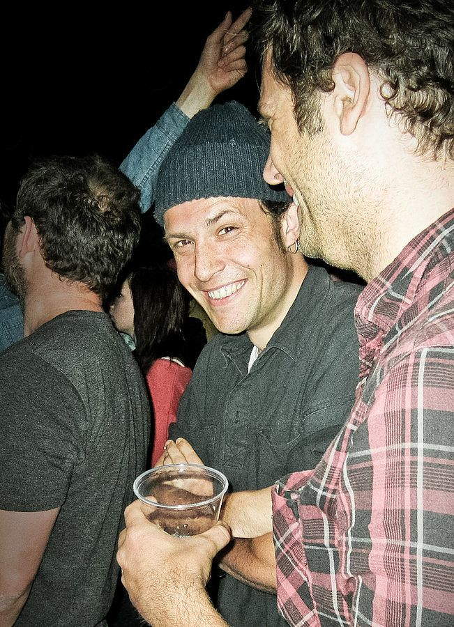 Orlando Weeks, lead singer of The Maccabees.  that beautiful boy!