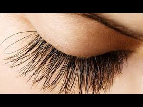 Pestañas largas y volteadas solo con este truco natural, adiós maquillaje costoso!