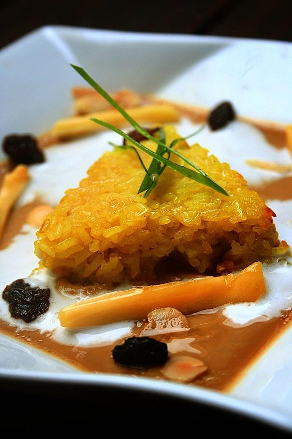 Creation by Chef Kelana Master Chef Indonesia