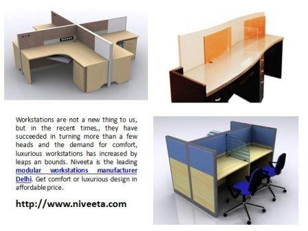 Modular Workstations Office Furniture Manufacturers
