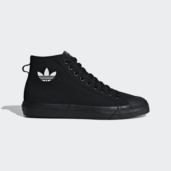 Shop the Nizza High Top Shoes Black at us! See