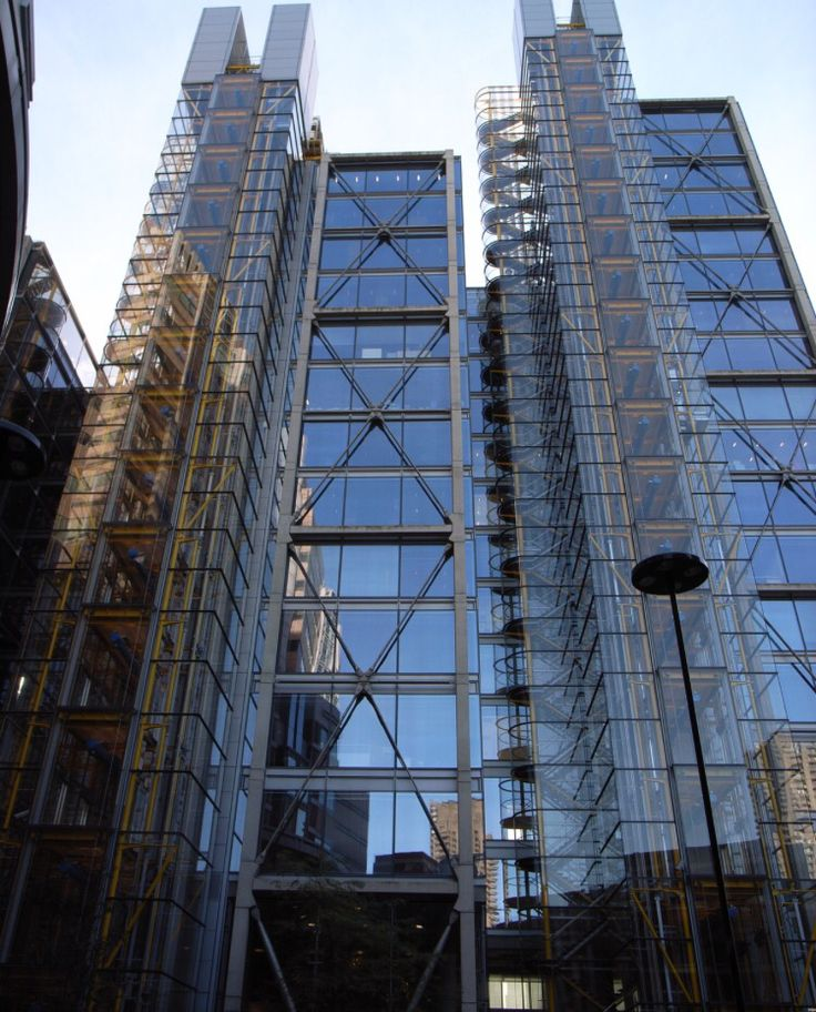 88 Wood Street / London / Richard Rogers