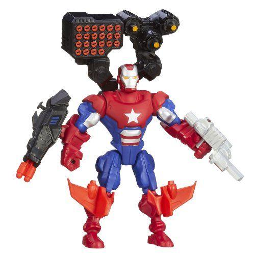 Marvel Super Hero Mashers Iron Patriot Figure 6 Inches Marvel http://www.amazon.com/dp/B00ECV5E4K/ref=cm_sw_r_pi_dp_DOUGvb18JKJWN