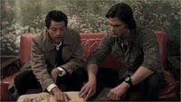 Sam and Castiel | Supernatural Wiki | Fandom powered by Wikia