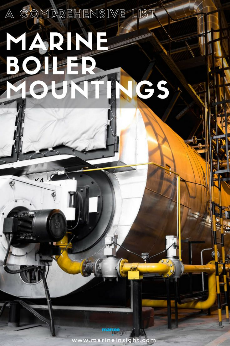 North American Eca Map%0A Boiler Mountings  A Comprehensive List