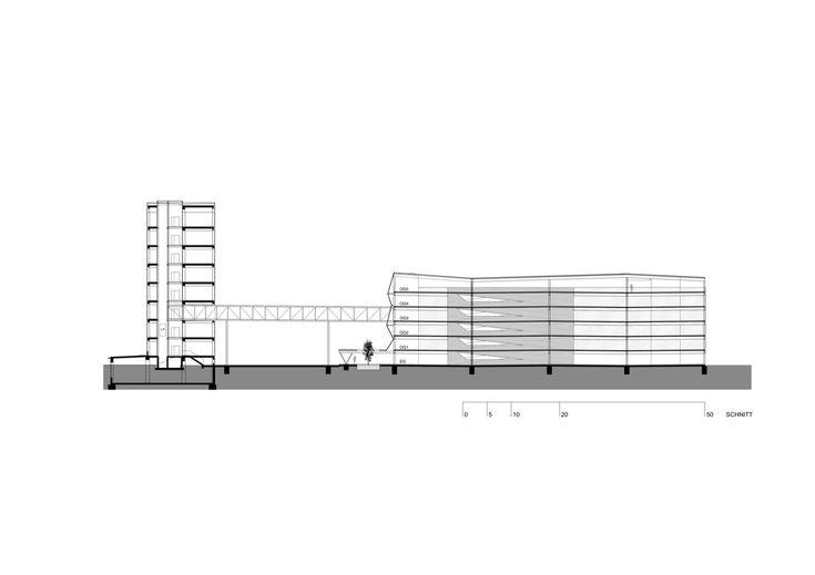 Gallery of Multi-Level Parking voestalpine / x Architekten - 19