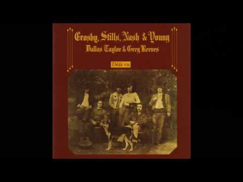 "Crosby Stills Nash - Carry On / Questions ""The fortunes of fables are able, to see the dawn, Now witness the quickness with which, we get along, To sing the blues, you've got to live the tunes, And carry on…"""