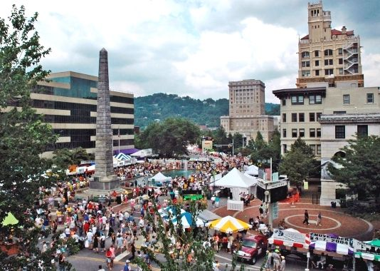 Everyone From All Walks Of Life Come Together And Celebrate This Wonderful  Place We Live In, Asheville, North Carolina.