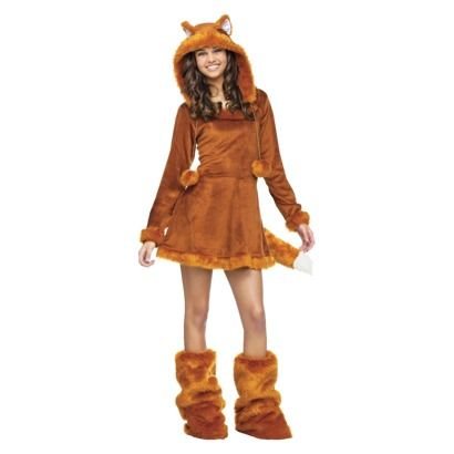 want to buy fun world sweet fox teen costume tan one size for halloween gifts idea stores for gifts idea stores
