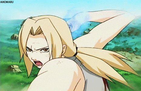 tsunade Orochimaru ne va bientôt plus avoir de mâchoire x)