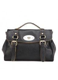 New England style fashion lederen messenger bag laptop messenger zak handtas…