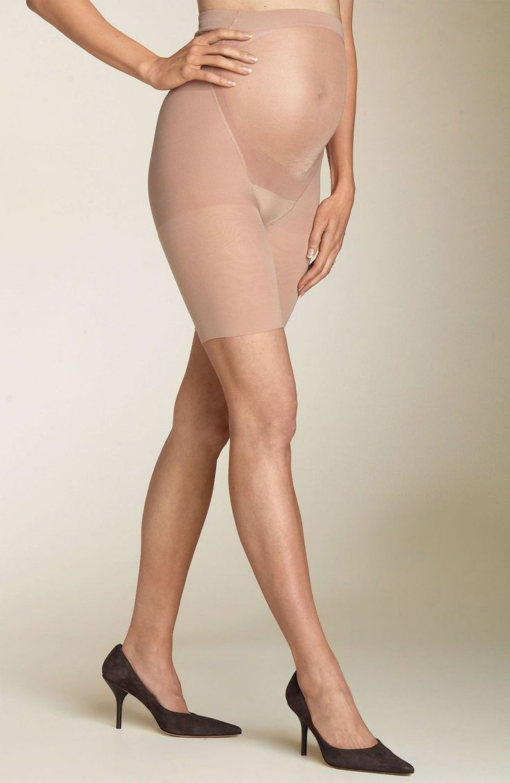 Free shipping and returns on SPANX® 'Power Mama' Maternity Shaper (Online Only) at Nordstrom.com. A nonbinding shaper comfortably supports the rear and thighs as well as provides under-belly and lower back support. The soft yarns stretch to accommodate your changing shape throughout pregnancy.