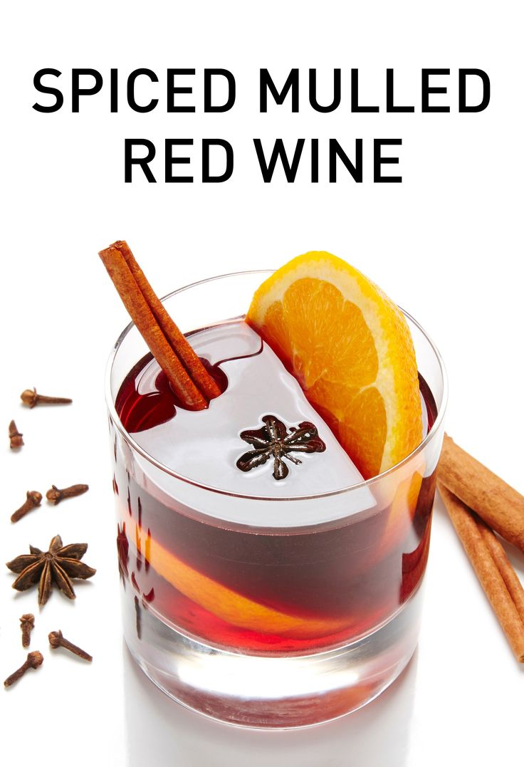 Mulled Wine Sorbet Recipe — Dishmaps