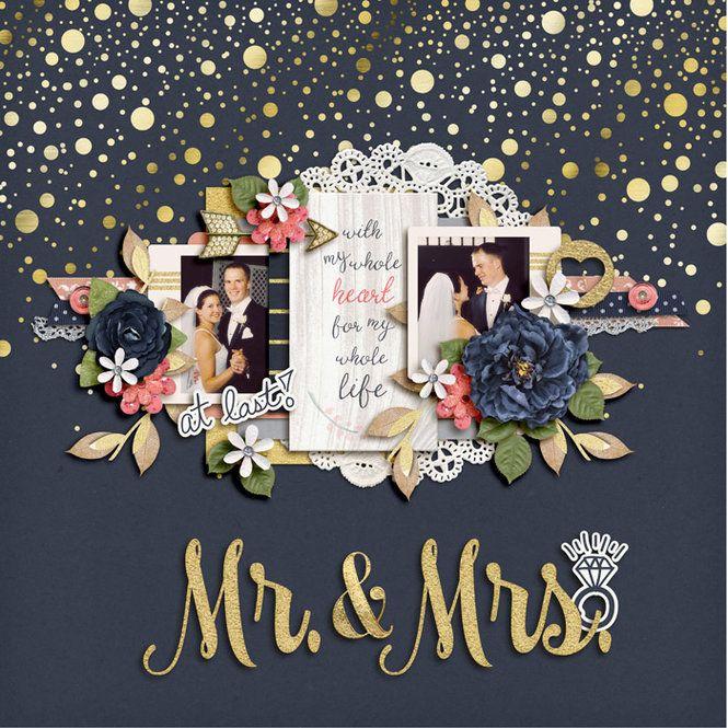 Layout: Mr. & Mrs.