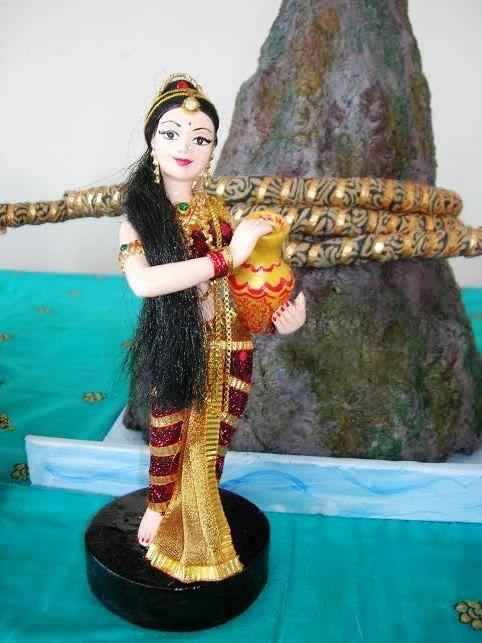 Samudra manthan- mohini