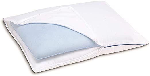 Serta 2 In 1 Reversible Gel Memory Foam Pillow In 2020 Memory Foam Pillow Memory Foam Foam Pillows