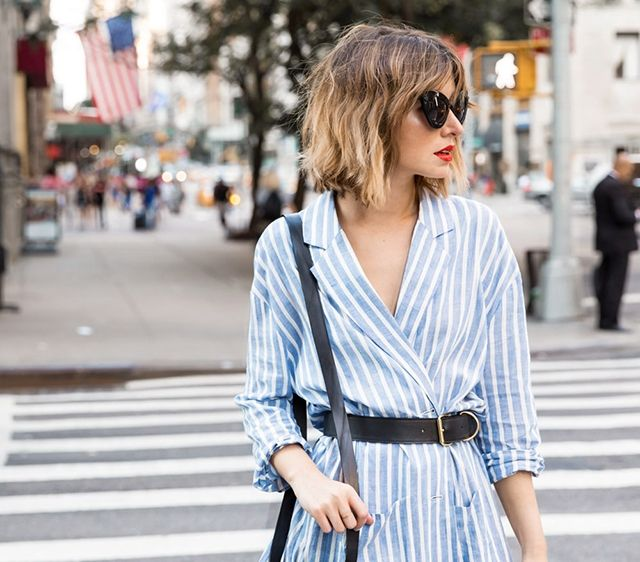 5 One-Piece Outfits That Will Have You Out the Door in a Flash | The Everygirl