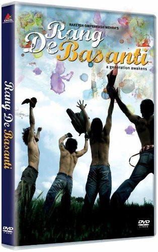 Rang De Basanti: dvd