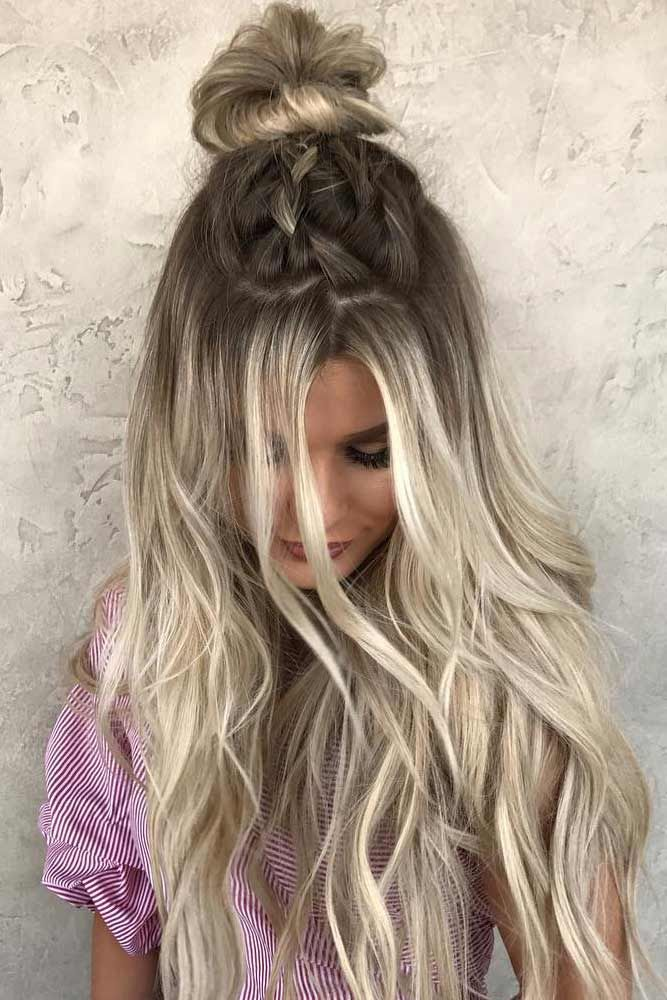 60 Best Bohemian Hairstyles That Turn Heads Haare Hair Style