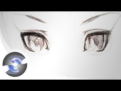 How to Draw Eyes - From Realistic to Cartoons to Manga http://johnpirilloauthor.blogspot.com/