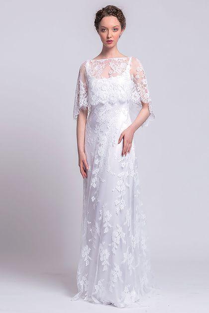 "Robe de mariée ""Salomé"", Ana Quasoar"