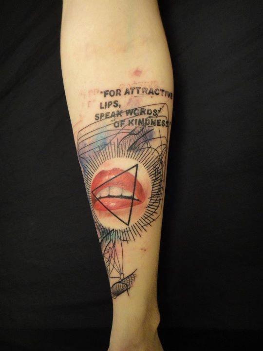 Xoïl, Needles Side TattOos