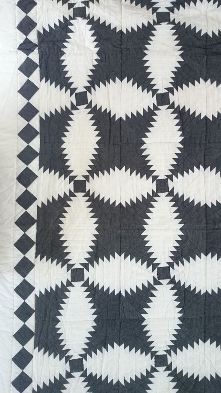 Patroon handgemaakte quilt nummer 10   VIA CANNELLA WOONWINKEL   CUIJK
