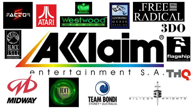 Image result for acclaim entertainment