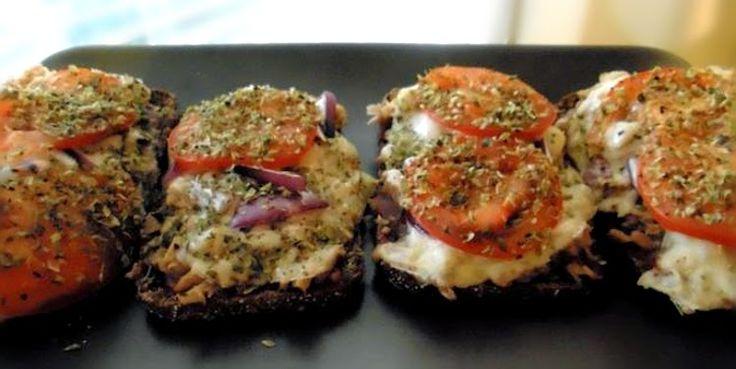 Бутерброд с тунцом | Кулинарный Рай