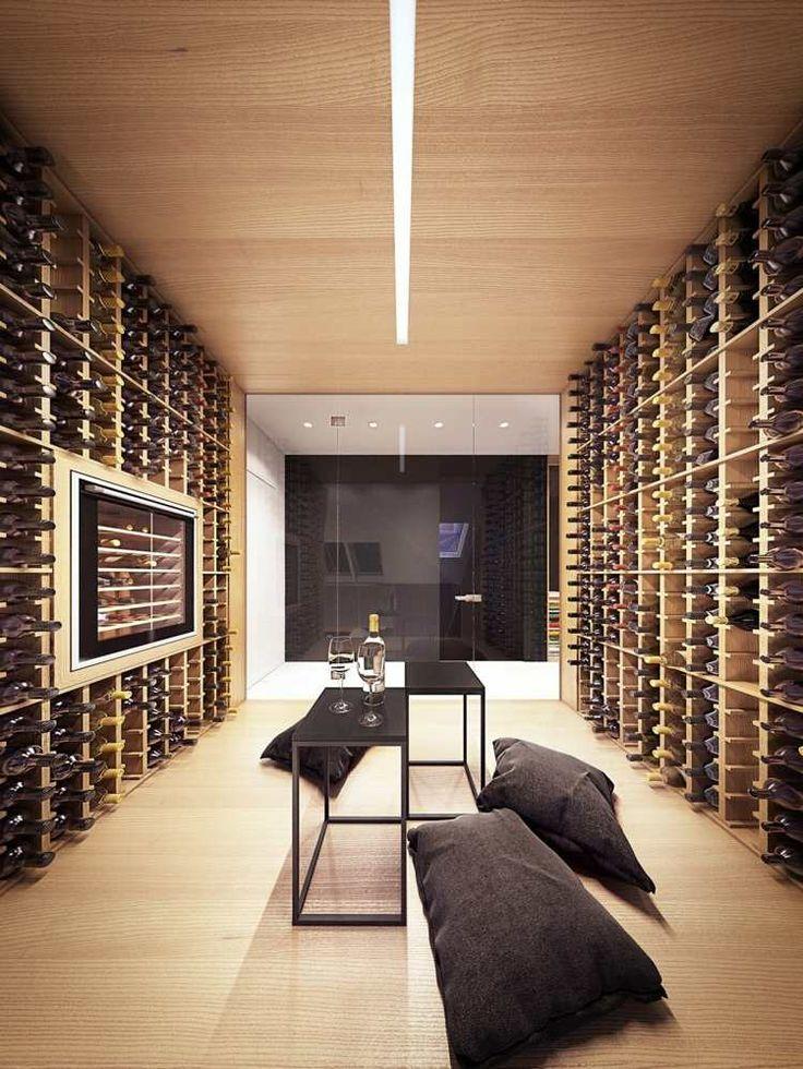 Souvent Les 25 meilleures idées de la catégorie Cave à vin moderne sur  UZ03