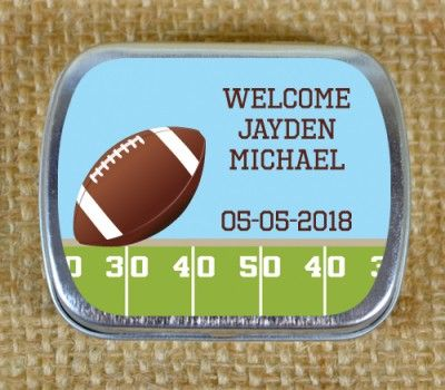 Football Theme Baby Shower | Home Baby Shower Themes Boys African American Football  Football Mint .
