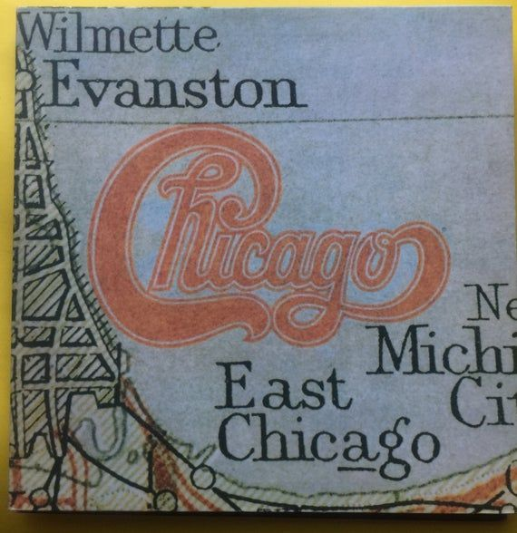 Chicago Wilmette Vinyl Record Etsy In 2020 Chicago The Band Chicago Baby Chicago