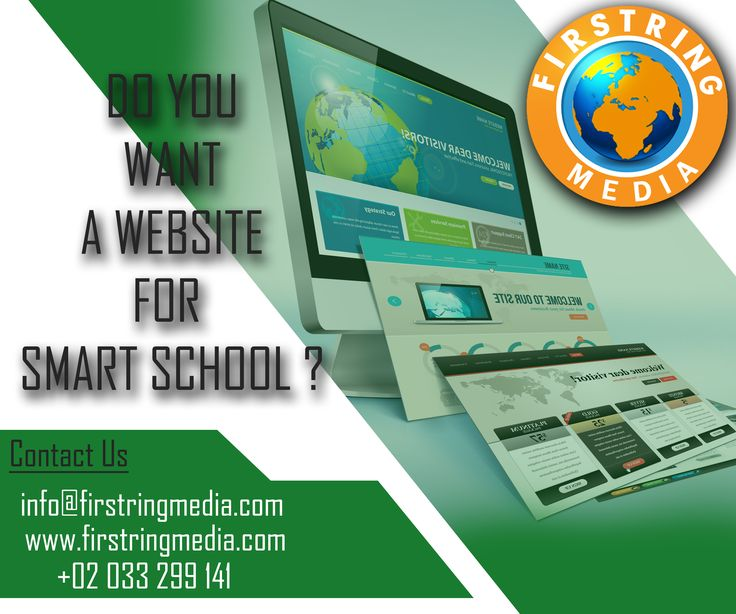 do you want to create website for smart school???  contact : +02 033 229 141 visit us : www.firstringmedia.com info@firstringmedia.com 15-07-2016 (132)