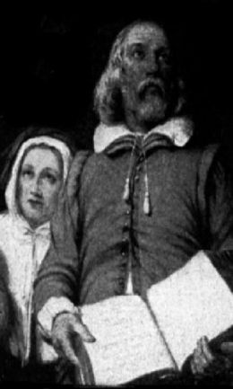 The Salem Witch Trials and the Creepy George Burroughs