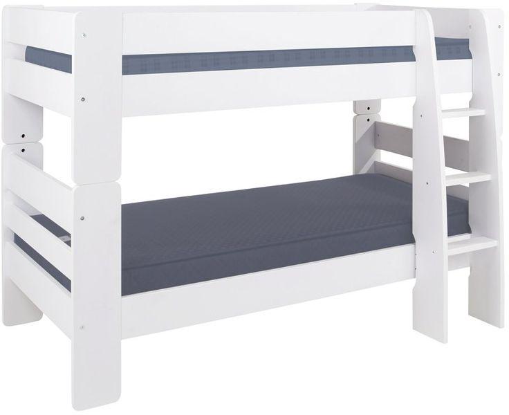 Seng - Stort utvalg til alle soveromSnowkøyseng90 x 200 cm med bunn, hvit