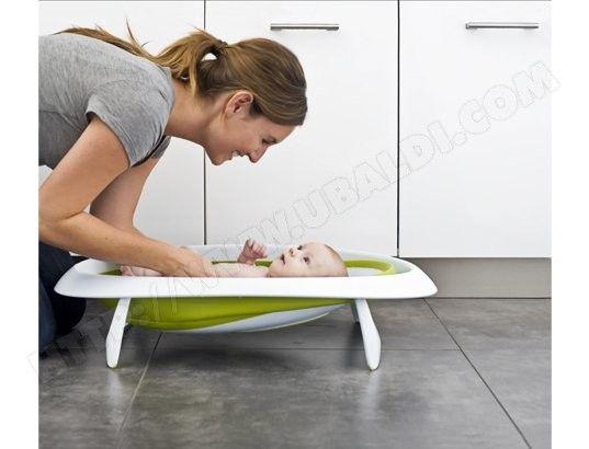 Baignoire bébé pliable BOON Naked 55€