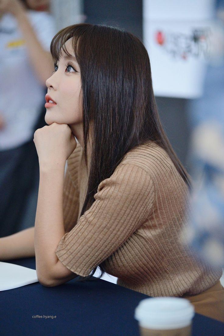 coffee.hyang.e :: [160826]홍진영 팬사인회 - 신통치킨 대전 관저점