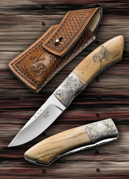 Pao Knives - handmade custom knives