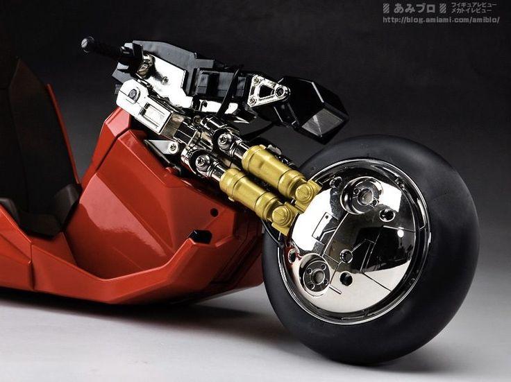 84 Best Akira Bikes Images On Pinterest Motorcycles Biking And