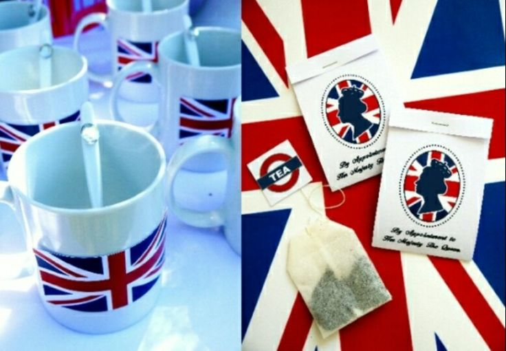 British party favors