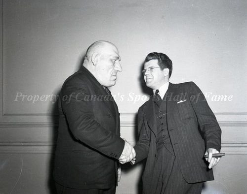 MAURICE TILLET 'The French Angel' Wrestler - Shared by ...