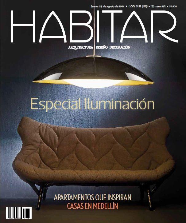 Revista Habitar -Especial iluminación-