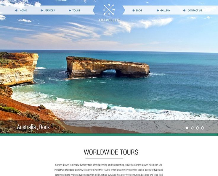 This is an elegant, free travel website PSD template developed by the guys at DealFuel. The template is fully layered and fully editable in Photoshop. Also you can easily slice it to convert it to HTML. It features several sections like a top header section, a client testimonial section, a contact section, a footer section […]