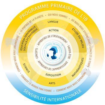 Programme primaire baccalauréat international
